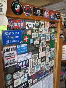 Como biker bar gets a new sticker