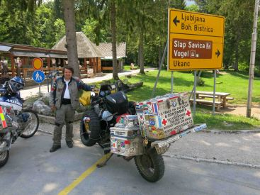 Slovenian road warrior