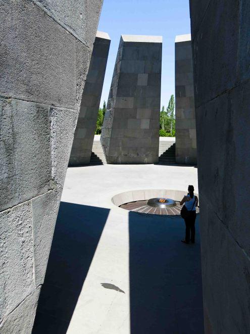Genocide Memorial - Yerevan