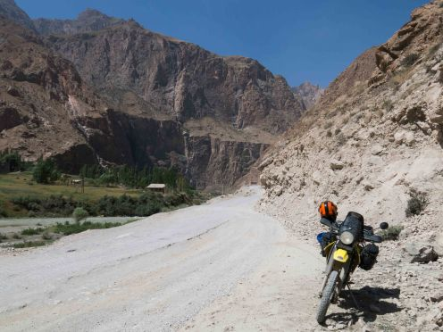 Azob Pass