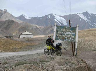 Akbaytal Pass