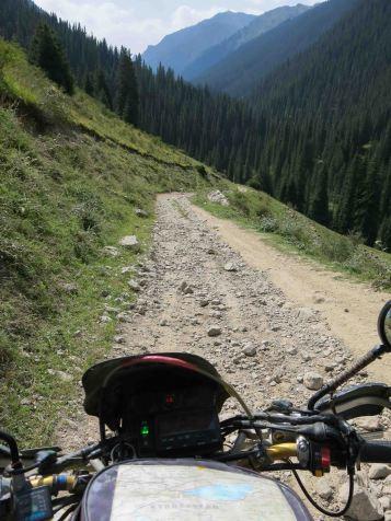 Altyn-Arashan 'Road'