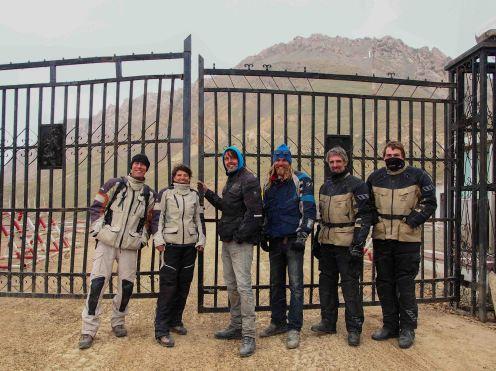 Gates To China