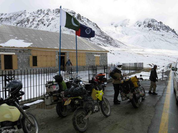 Pakistan Passport Control