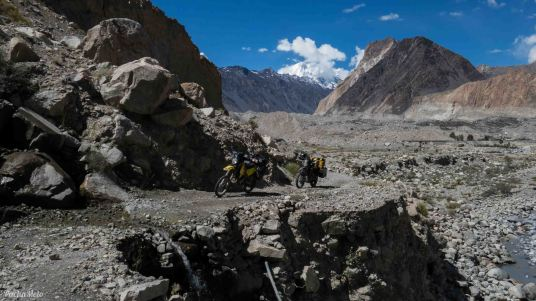 The Wrong Road To Shimshal
