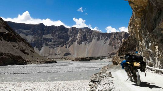 The Right Road To Shimshal