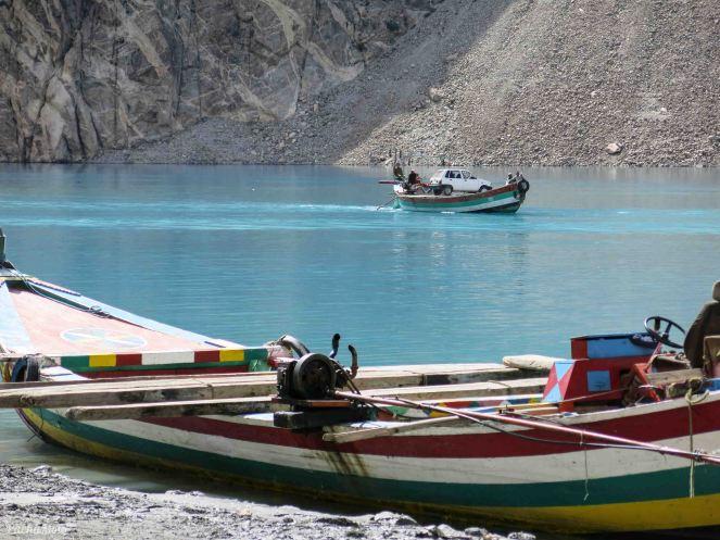 Lake Attabad