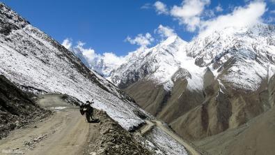 Kunzub Pass