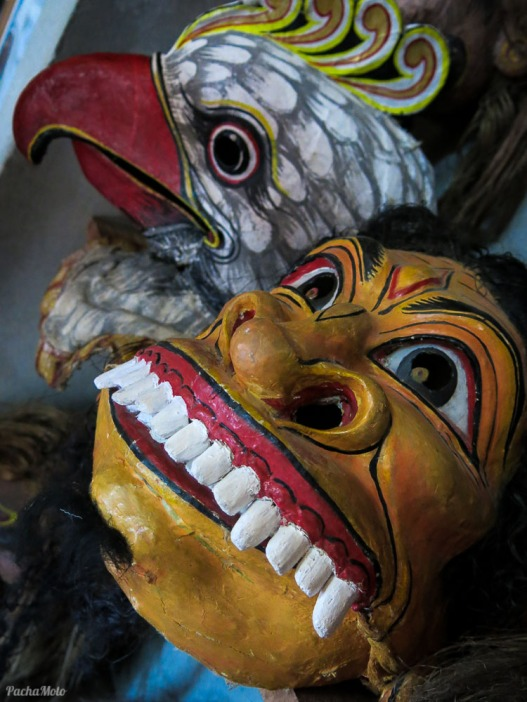 Mask of Majuli