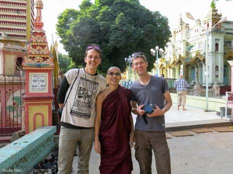 Many many monks