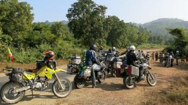 When two tours meet - Osuga Vs Burma Senses
