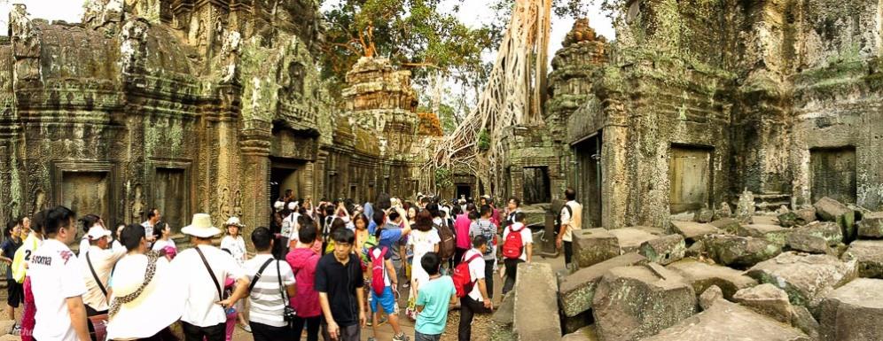 The true face of Ankor Wat