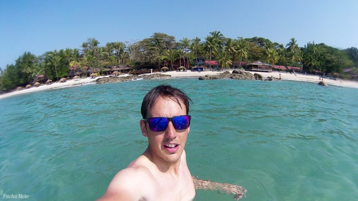 Nagapali beach